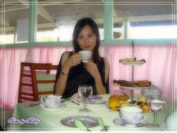 歐式下午茶 in Bella Rosa's Tea Room