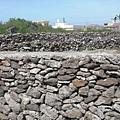 澎湖的外牆