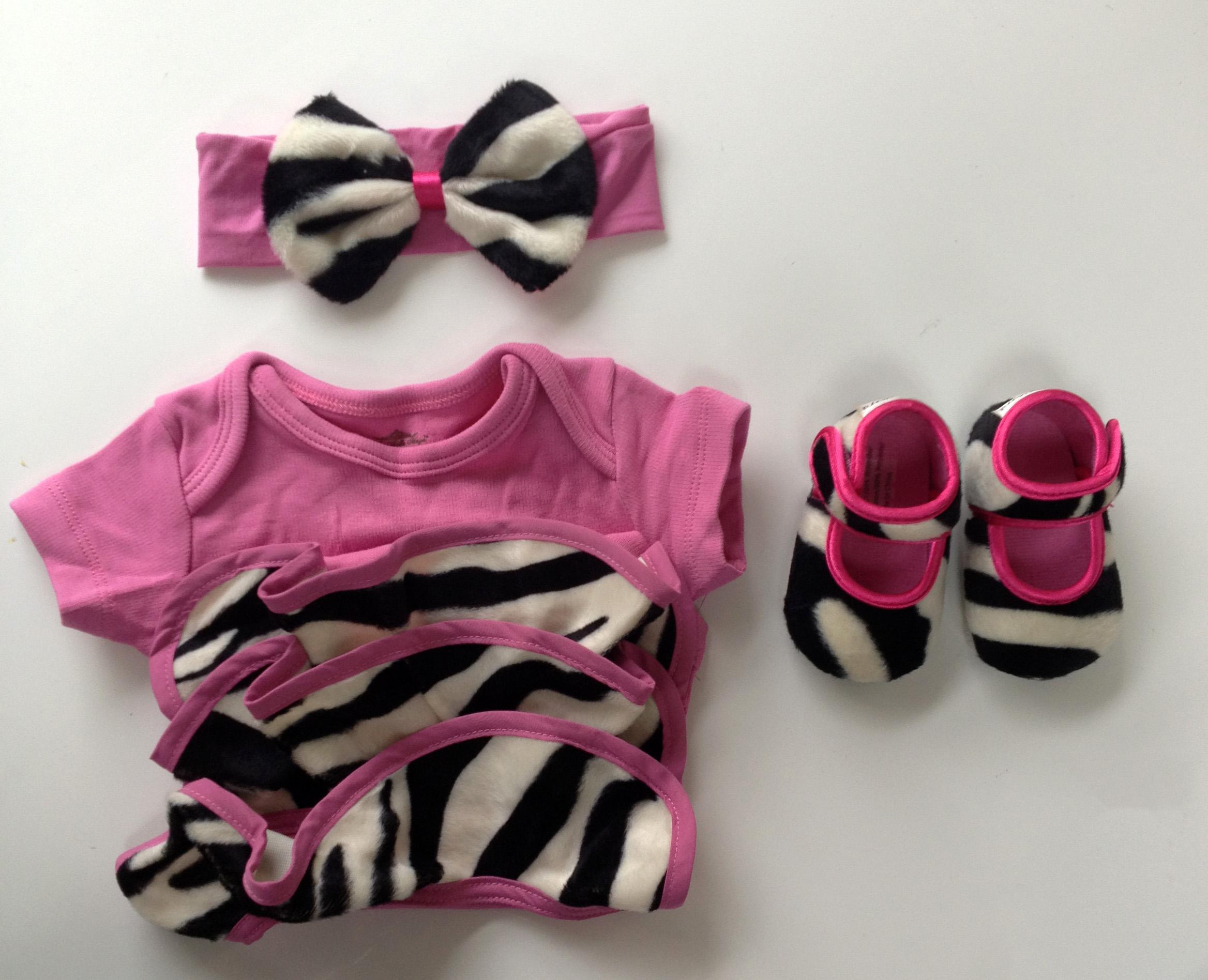 粉紅斑馬 (3)