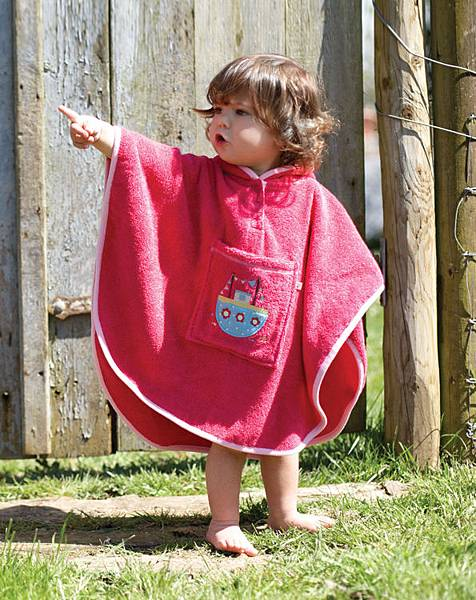 PC001-Baby-Towelling-Poncho-Raspberry.jpg