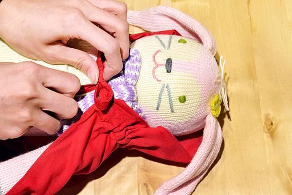 blabla娃娃衣服-小紅帽1