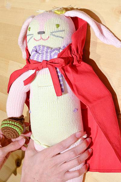 blabla娃娃衣服-小紅帽2
