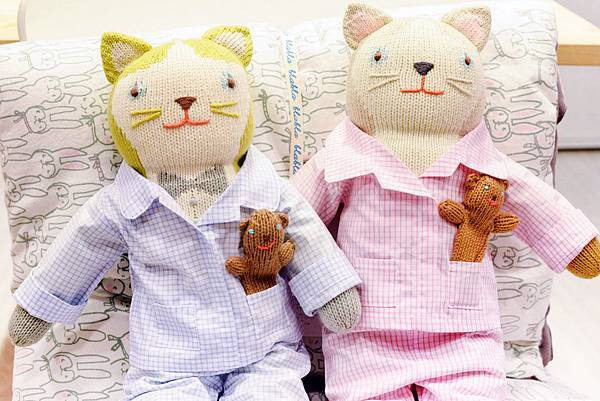 blabla娃娃衣服-睡衣組完裝