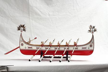 訪古船特展船模
