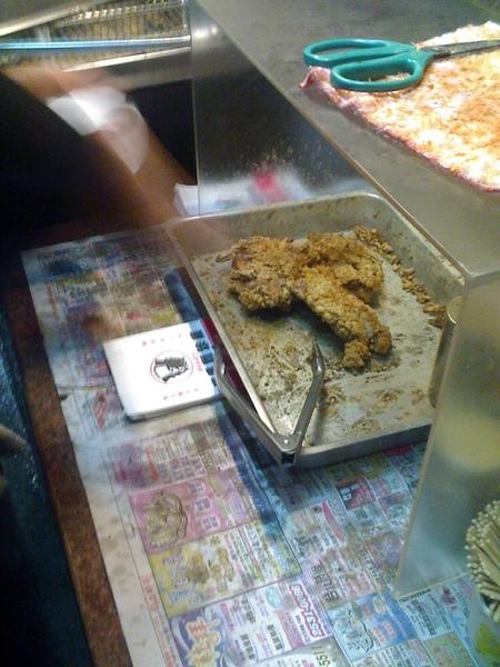 2009.02.14_亨德利雞排情人節的孤單夜裡吃雞排慶祝_0005.JPG