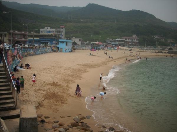 2009.03.21_基隆外木山沙灘欣賞海景_0002.JPG