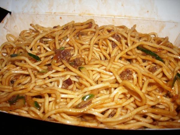 2009.04.22_舊街保雲芋圓之炸醬涼麵+綜合味增湯_0007.JPG