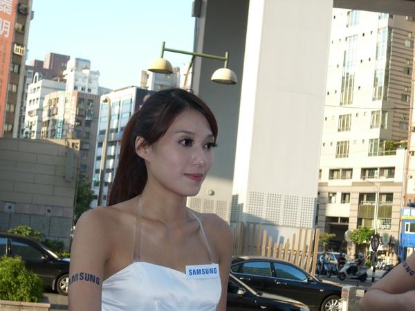 2009.09.06_光華SAMSUNG Show Girl_0002.JPG