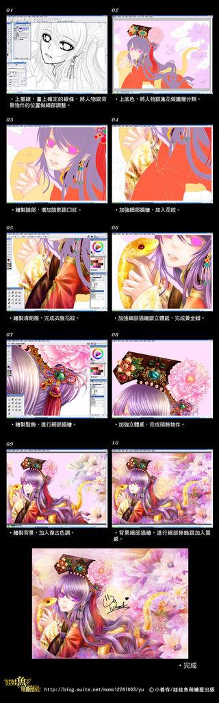 2013蛇年賀圖繪製教學拷貝