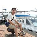 漁人碼頭的一角