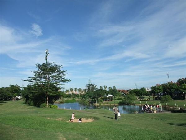 綠風的景色真不錯ㄚ