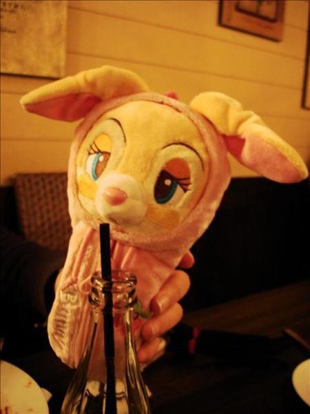 裝相機的邦妮兔