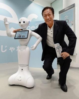 鴻海機器人02