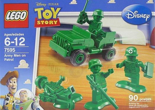 LEGO 7595