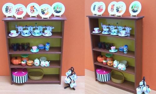 食器王國展示櫃