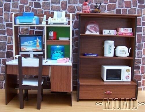 書桌書櫃01