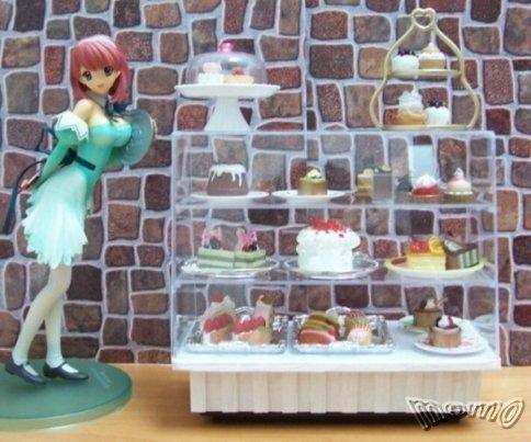 壓克力蛋糕櫃 01