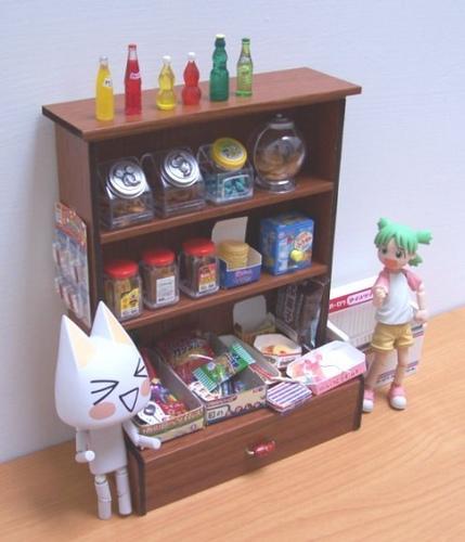 古早味的零食櫃01