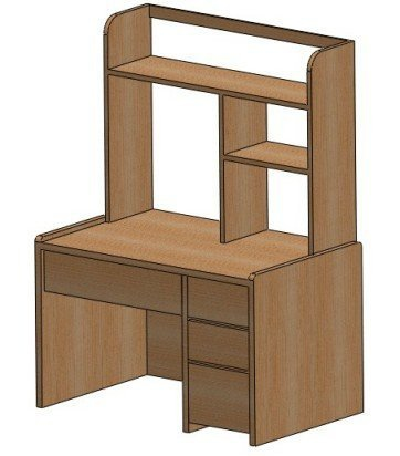 3D書桌01