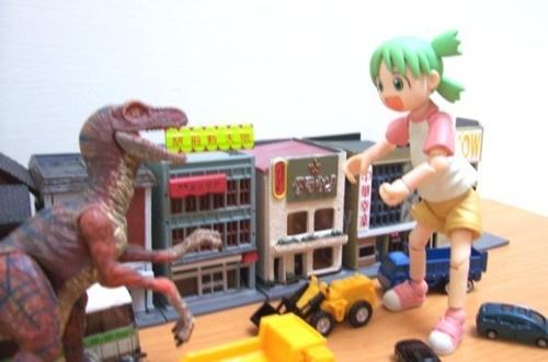 四葉大戰恐龍01