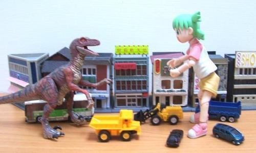 四葉大戰恐龍02