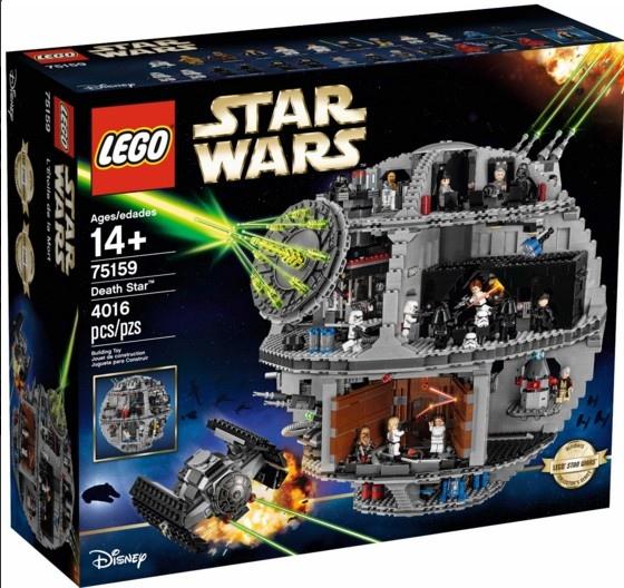 LEGO死星75159-01