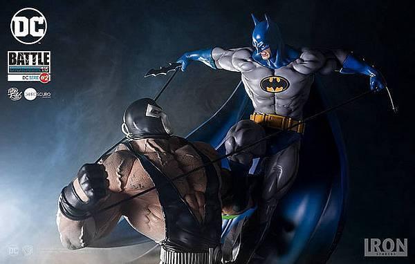 蝙蝠俠大戰班恩01