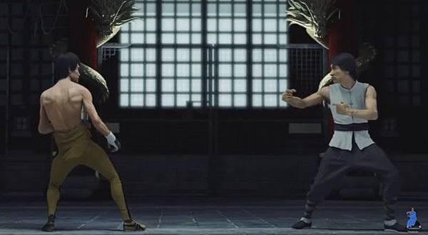 李小龍VS成龍01
