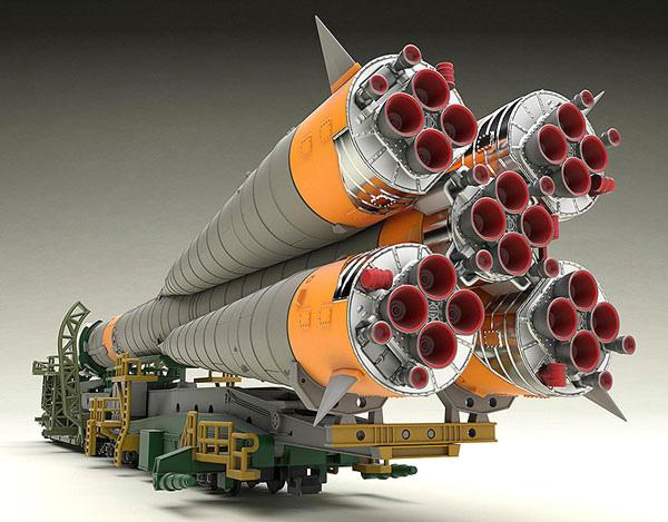 火箭搬運列車01