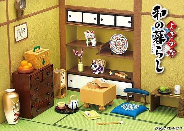 Re-ment日本的美好生活
