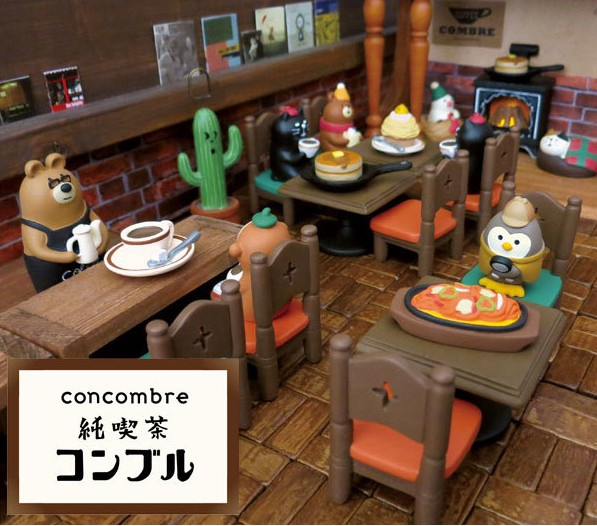 Hamee DECOLE concombre 昭和喫茶店01