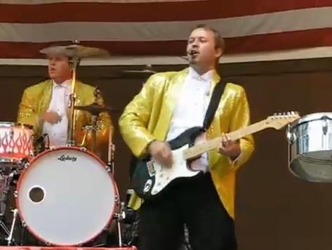 瘋狂的鼓手 Steve Moore