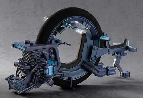GANTZ單輪雙座機車1