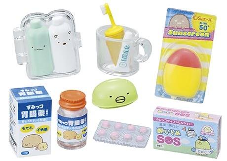 Re-ment 角落生物便利的藥妝店-5