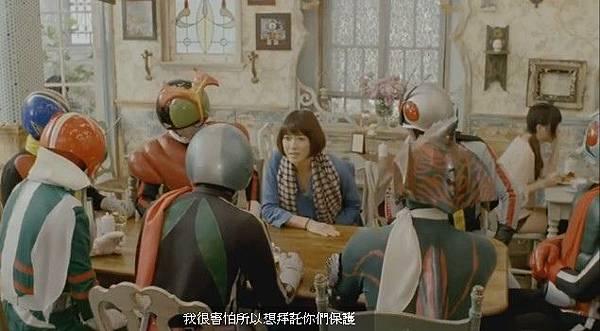 假面騎士廣告1-2