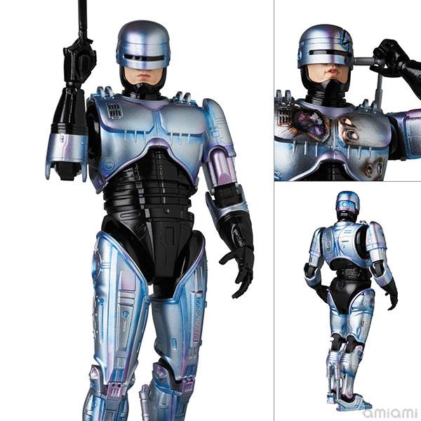 MAFEX ROBOCOP-01