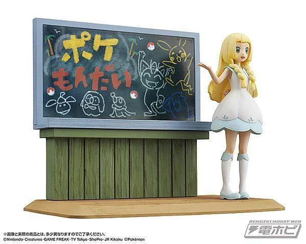 寶可夢 莉莉艾 教室黑板 手機座_5.jpg