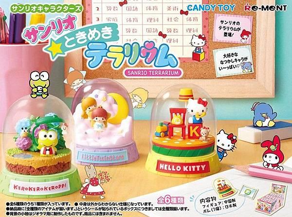 Re-ment kitty小場景.jpg
