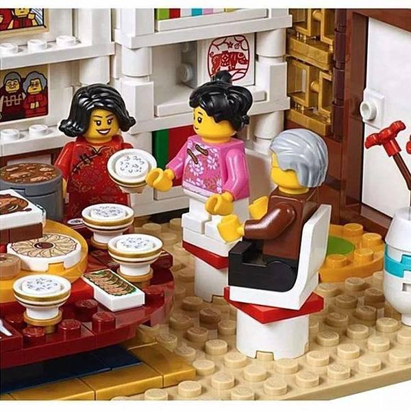 LEGO 80101 年夜飯08.jpg