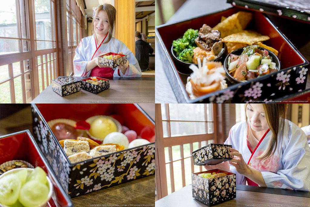 體驗日本和服、逛逛日本小物還可享受美食,推薦位在南投埔里餐廳-鳥居Torii喫茶食堂