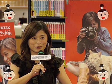 《台灣這裡有貓》簽書會