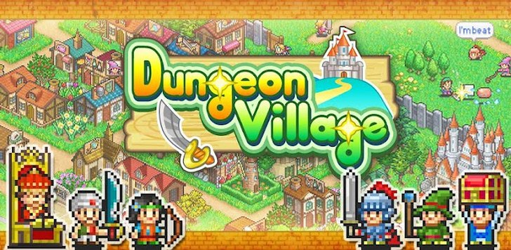 Dungeon-Village-RPG-for-Android-Now-Available-for-Download