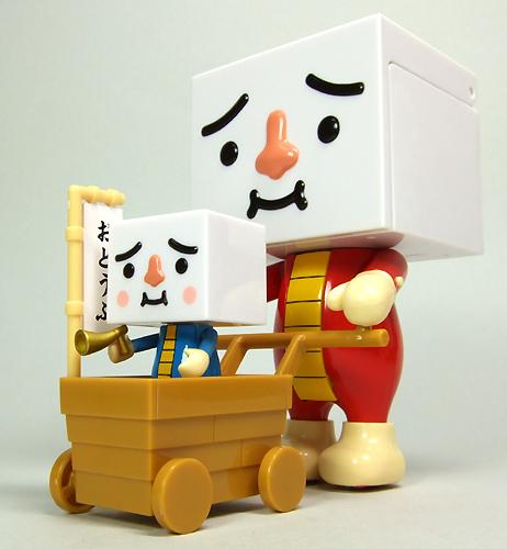 超合金楽豆腐人家庭