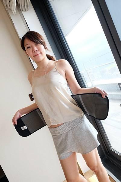 融禧 軀幹護具(未滅菌)將日本伊本石墨稀 + 遠紅外線結合