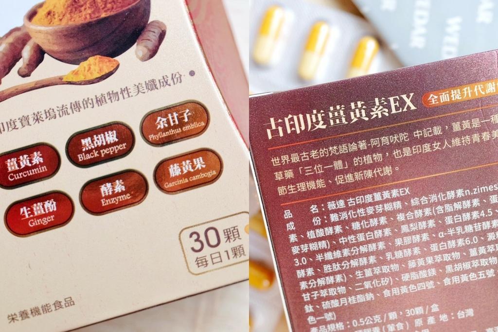 薑黃粉推薦-古印度薑黃素