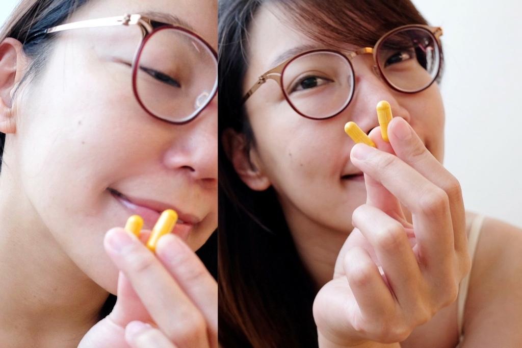 薑黃推薦-葡萄王孅益薑黃+夜極薑黃