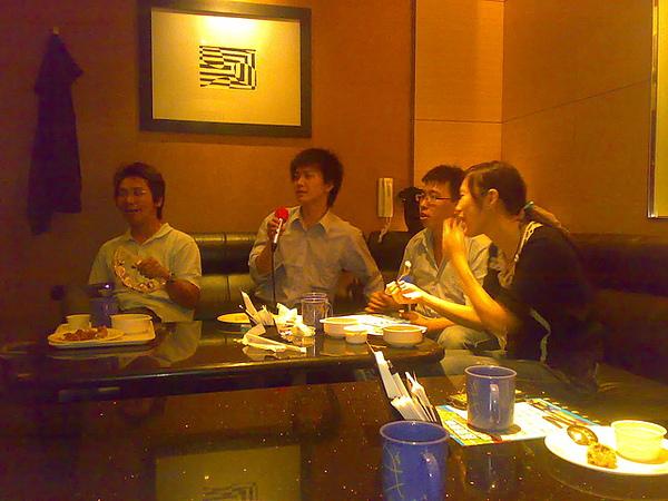 唱歌囉~這是台北第二天嚕