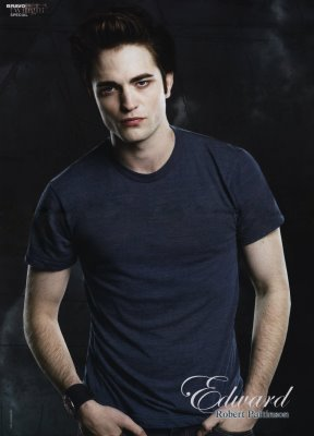 Robert Pattinson (Edward Cullen)