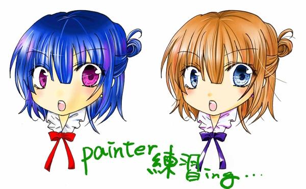 painter練習