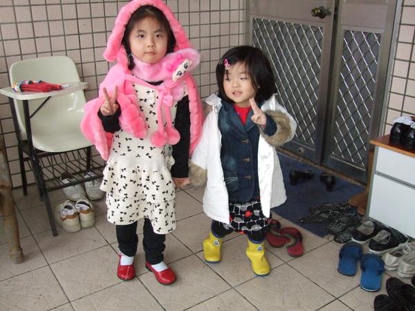 愛上姊姊的粉紅外套
